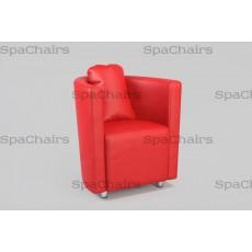 "Кресло клиента маникюра ""Red Rose"""